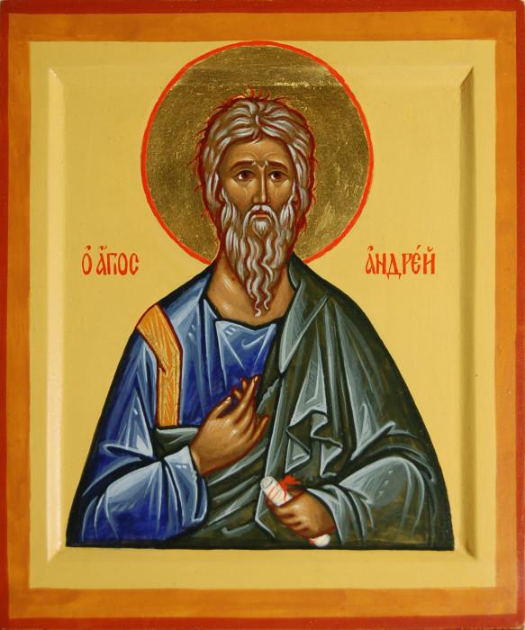 Икона святого Апостола Андрея ...: petr-icons.ru/icon/101.html